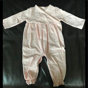 NWOT Mud Pie Baby Girl outfit 0-3 mos